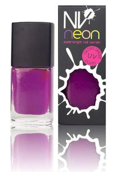 NV Manicure Nail Polish - Purple Rain