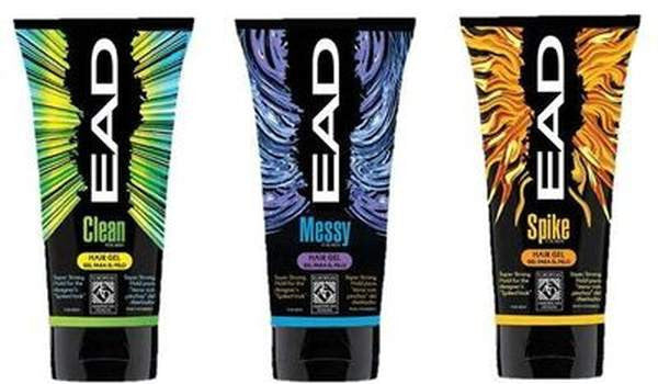 Pharmacy Brands Haircare EAD Hair Gel (Messy, Purple)