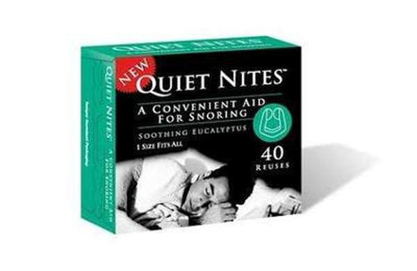 Pharmacy Brands Pharmacy & Health Quiet Nites Eucalyptus