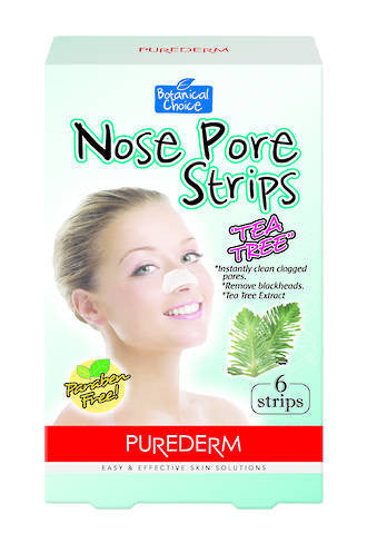Pharmacy Brands Skincare - Face BC Nose Pore Strips 'Tea Tree'