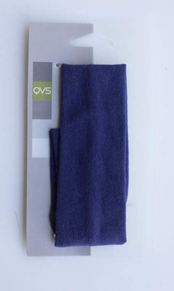 QVS Hair Accessories Headband Navy