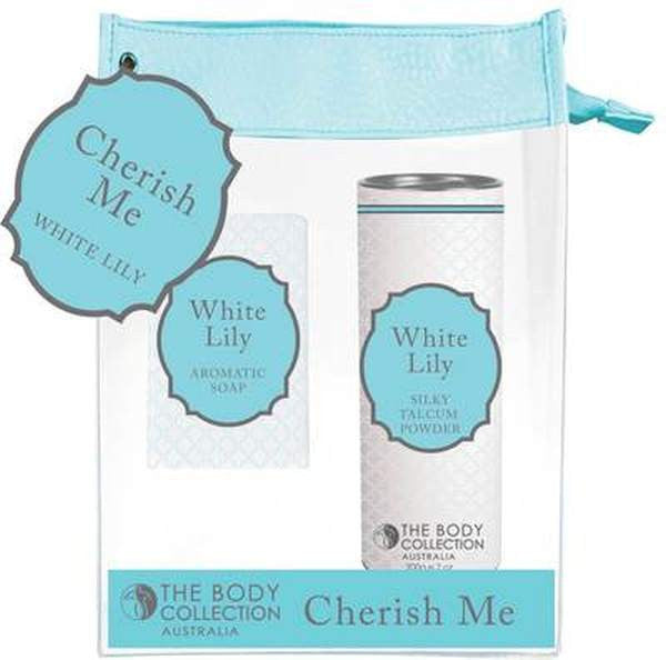 The Body Collection Gift Sets Cherish Me - White Lily