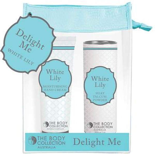 The Body Collection Gift Sets Delight Me - White Lily