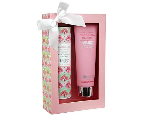 The Body Collection Gift Sets The Body Collection Gardenia Bloom - Talc Set