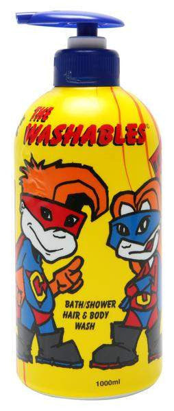 The Washables Kids & Toys The Washables Bath/Shower Hair & Body Wash