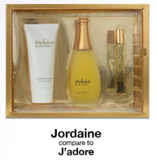 US Copy Brands Perfume & Body Sprays Jordaine - Woman's Gift Set