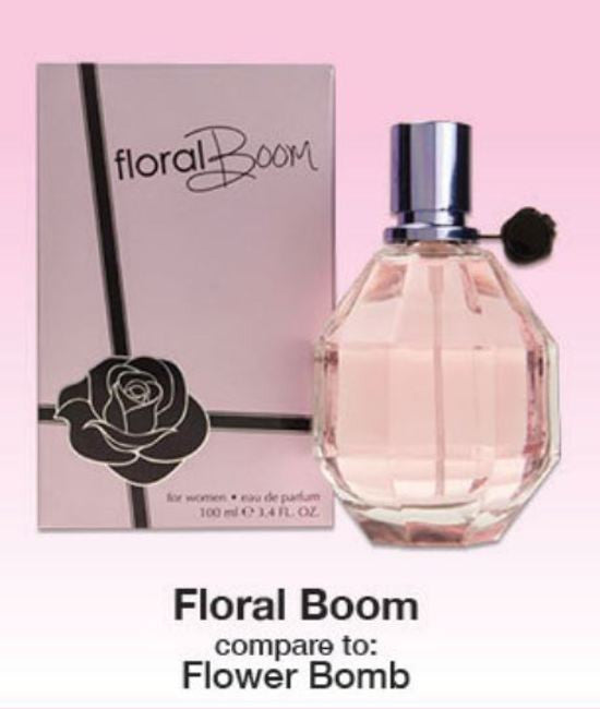 US Copy Brands Perfume & Body Sprays Sandora Floral Boom - Woman's EDP 100ml