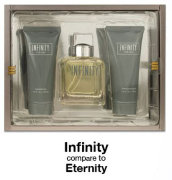 US Copy Brands Perfume & Body Sprays Sandora Infinity - Men's Gift Set