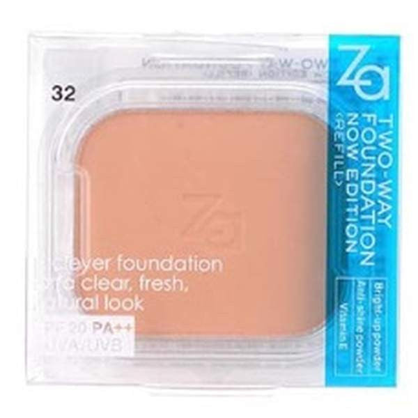 ZA / Shiseido Makeup Za Two-Way Foundation (Refill) - 32