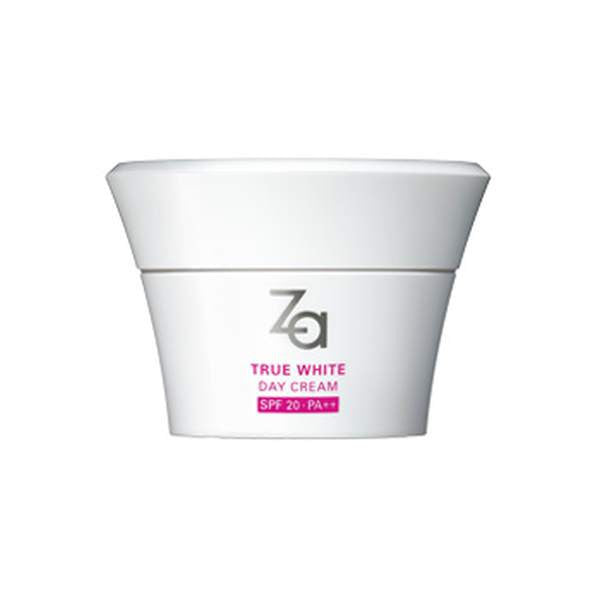 ZA / Shiseido Skincare - Face Za True White EX Day Cream - 40g