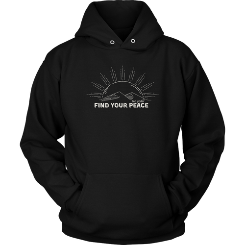 Find Your Peace Sweatshirt  Small-5XL
