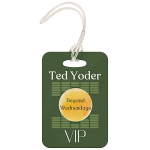 Beyond Wednesdays VIP Badge Green