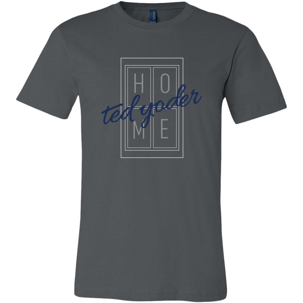 Blue Home T Shirt