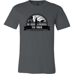 Ted Yoder 2017 Tour T shirt