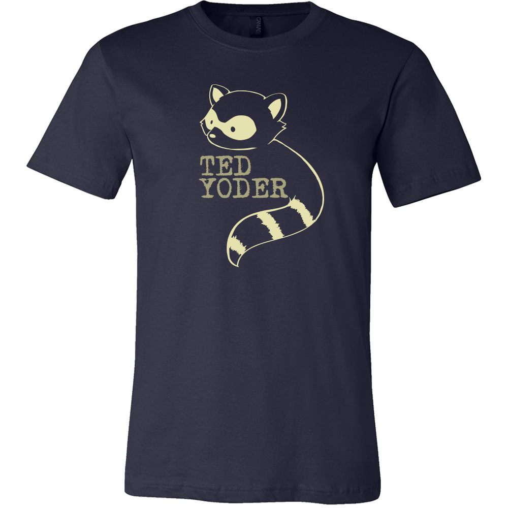Ted Yoder Raccoon T shirt