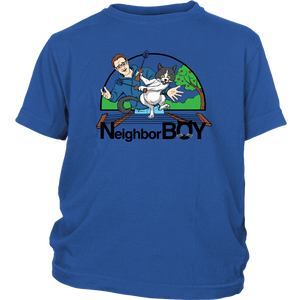 Neighbor Boy Shirt for Kids
