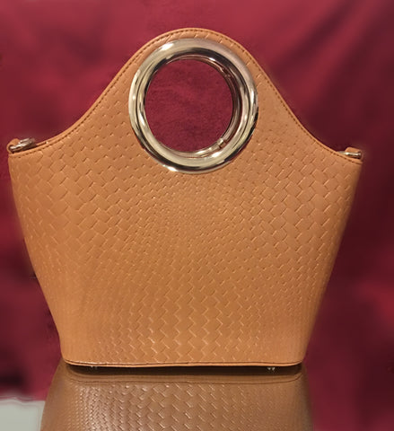 Harlow Handbag - Tan - NULABoutique