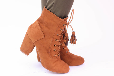 Keely Booties - NULABoutique