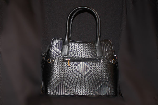 Harlow Shoulder Bag - Black - NULABoutique