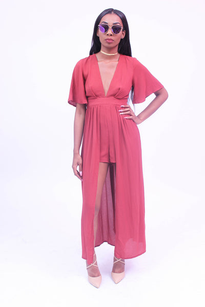 Madison Romper - NULABoutique