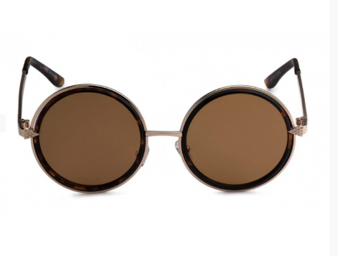 Kasey Sunglasses-Brown - NULABoutique