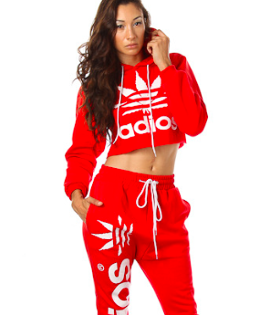 Adios Hoodie-Red - NULABoutique
