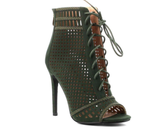 Gabrielle Booties - NULABoutique