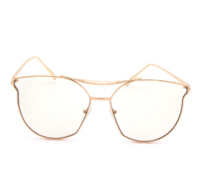 Valerie Glasses-Gold - NULABoutique