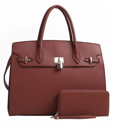 Sophie Satchel - Brown (PRE-ORDER) - NULABoutique