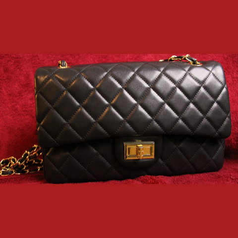 Claire Quilted Shoulder Bag - NULABoutique
