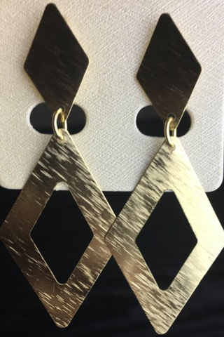 Geo Earrings - NULABoutique