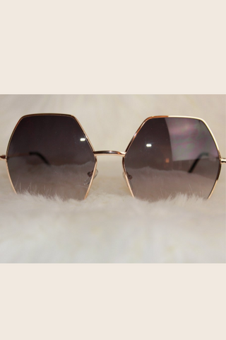 Gigi Sunglasses - Black - NULABoutique