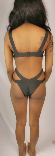 Brooklyn Monokini Swimsuit - NULABoutique