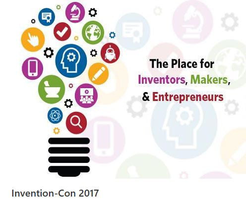 RJ Batts to speak at Invention Con 2017 on August 12, 2017