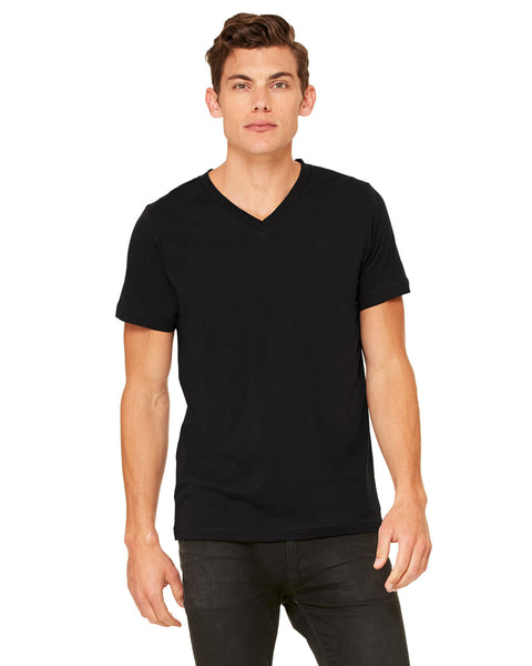 V-Neck Tee with Spoons