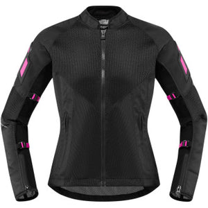 "Icon Women's ""Mesh AF"" jacket"