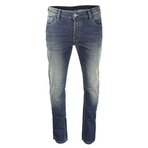 "Rokker ""ROKKERTECH STRAIGHT"" Jeans - Indigo - City Limit Moto"
