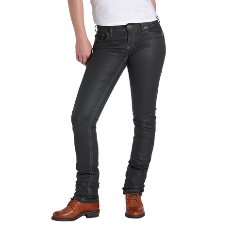 "Rokker Women's ""DIVA"" Riding Jeans - City Limit Moto"