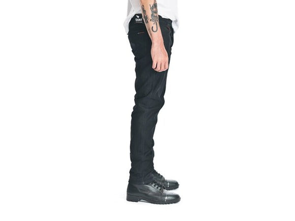 Saint Unbreakable Jeans - Jet Black Indigo - City Limit Moto
