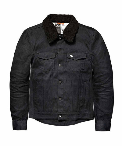 SAINT Unbreakable Denim Jacket - Black - City Limit Moto
