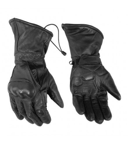 Daniel Smart DS21 Gauntlet Gloves - City Limit Moto