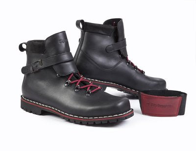 "Stylmartin ""RED REBEL"" Boot - City Limit Moto"