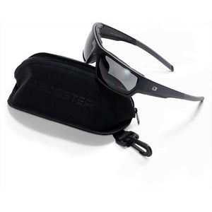 BOBSTER  Tread Sunglasses - Matte Black - Smoke