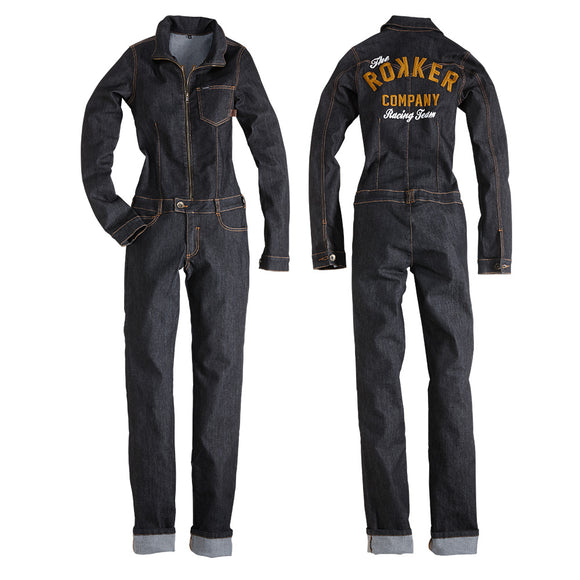 ROKKER Overall Women - City Limit Moto
