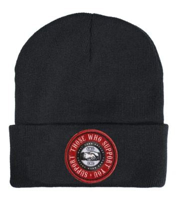 Lords of Gastown - Support - Shipyard Beanie - City Limit Moto