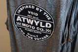 ATWYLD CHECK POINT TANK- Grey