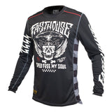 "Fasthouse ""Grindehouse Bereman"" Jersey - Black"