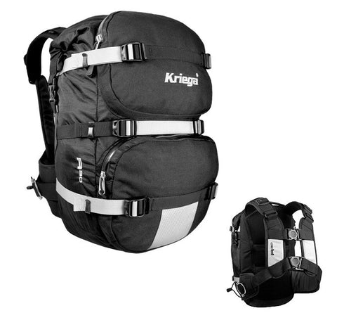 Kriega R30 Backpack - City Limit Moto