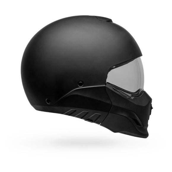 Bell Broozer Helmet - Matte Black - City Limit Moto