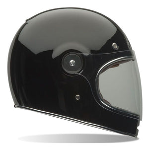 "BELL ""Bullitt"" - Gloss Black - City Limit Moto"